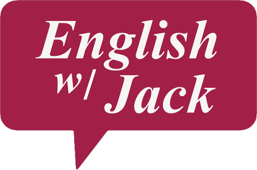 English w/ Jack